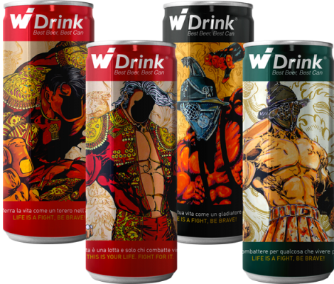 Lattine Wi Drink Limited Edition